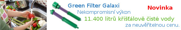 Filtry OASIS Green Filter Galaxi